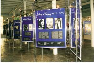 Jørgen Roos Udstilling Odense 1998 3