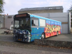 Animationsbussen 1998