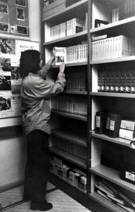 DDVs arkiv indeholdt uvurderlig video om mere end 1200 produktiober gennem 26 år.