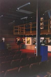 Garagebio med udstillingsområde 1999